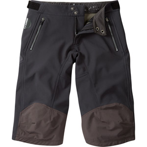 DTE men's softshell shorts