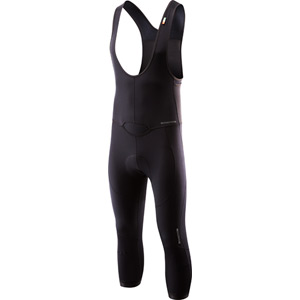 DTE men's 3/4 bib shorts