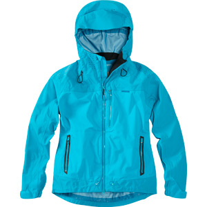 DTE women's waterproof jacket