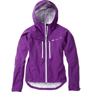 Zena women's waterproof jacket