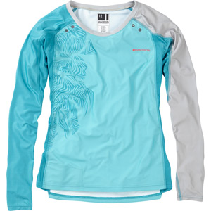 Flux Enduro women's long sleeve jersey