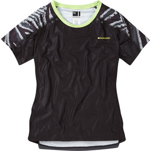 Flux Enduro women's short sleeve jersey