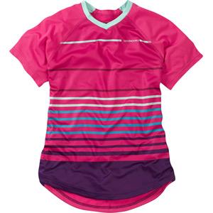 Zena women's short sleeved jersey