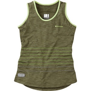 Leia women's sleeveless jersey