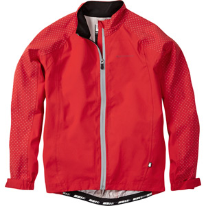 Sportive Hi-Viz youth waterproof jacket