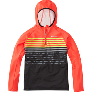 Zen Youth Long Sleeve Hooded Top