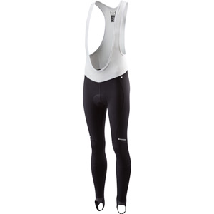 Sportive youth thermal bib tights