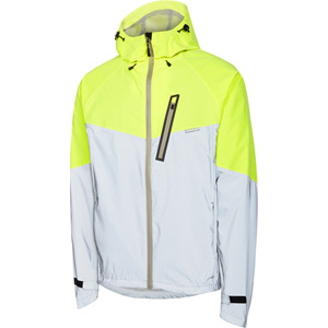 Stellar Reflective men's waterproof jacket