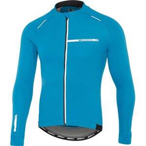 Sportive men's softshell jacket