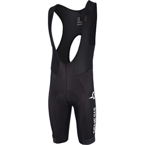 RoadRace Premio Thermal DWR men's bib shorts, Madison Genesis Team