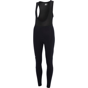Keirin women's bib tights with pad