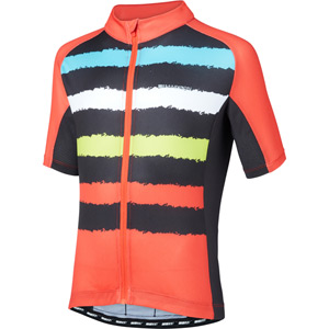 Sportive youth short sleeve jersey