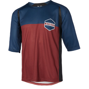 Alpine men's 3/4 sleeve jersey