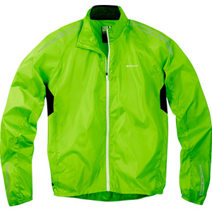 Pac-it men's showerproof jacket