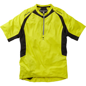 Flux men's short sleeved jersey