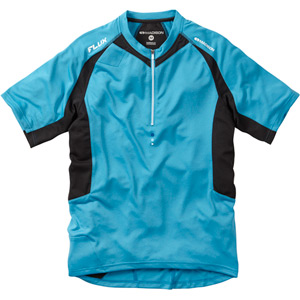 Flux men's short sleeved jersey