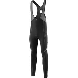 Stellar men's bib tights with pad