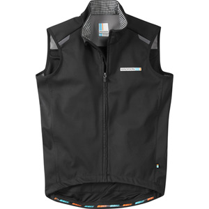 Road Race men's thermal gilet