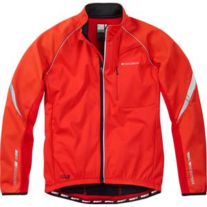 Sportive men's windproof jacket