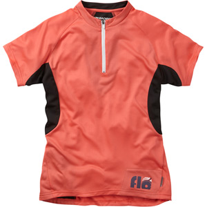 Flo women's short sleeved jersey