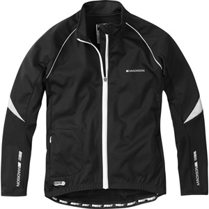 Sportive women's softshell jacket