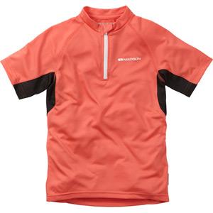 Tracker kids short sleeved jersey