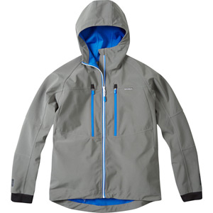 Zenith men's hooded softshell jacket