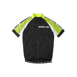 Sportive men's short sleeve jersey
