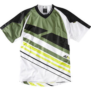 Alpine men's short sleeve jersey