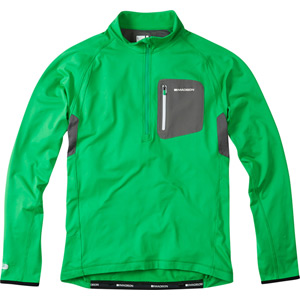 Zenith men's long sleeved thermal jersey