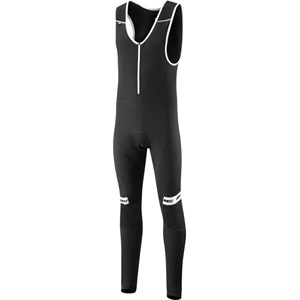 Sportive Shield Softshell men's bib tights with pad