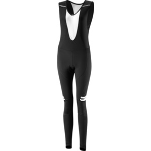 Sportive Shield Softshell women's bib tights with pad