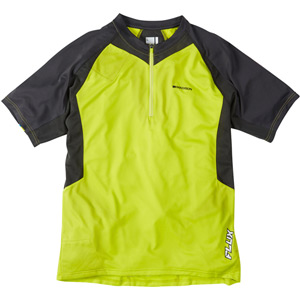 Flux Capacity men's short sleeved jersey