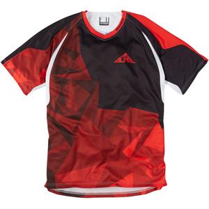 Alpine men's short sleeve jersey
