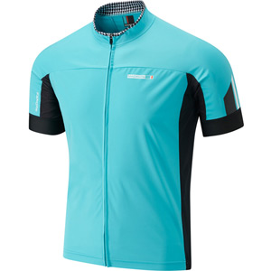RoadRace men's windtech short sleeve jersey