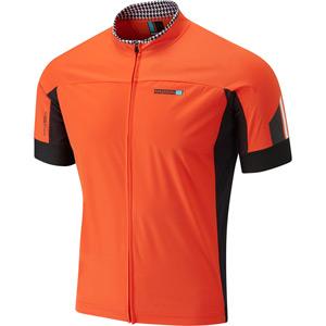 RoadRace men's windtech short sleeve jersey