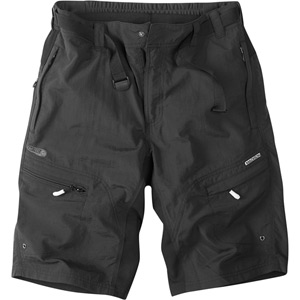Trail men's shorts, black large