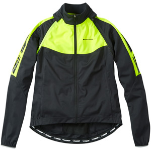 Sportive women's convertible softshell jacket