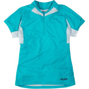 Flux women's short sleeved jersey