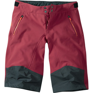 Flo women's softshell shorts
