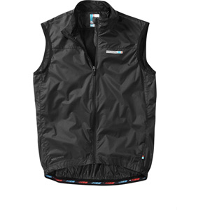 RoadRace men's premio windproof shell gilet