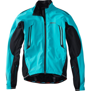 RoadRace Apex men's waterproof storm jacket