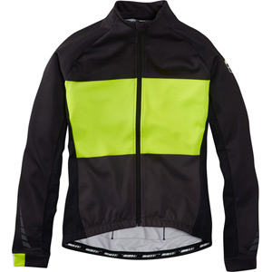 Sportive men's long sleeve thermal roubaix jersey