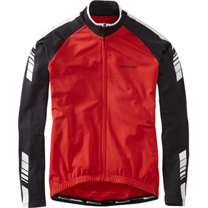 Peloton men's long sleeve thermal roubaix jersey