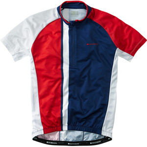 Tour men's short sleeve jersey