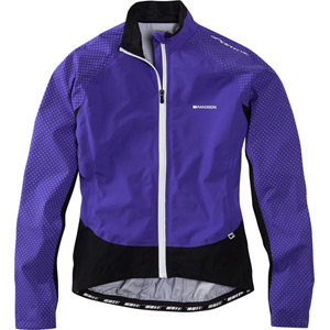 Sportive Hi-Viz women's waterproof jacket