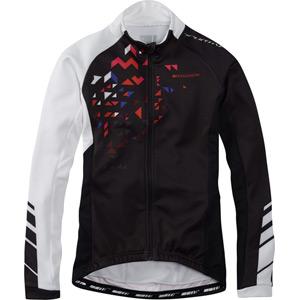 Sportive women's long sleeve thermal roubaix jersey