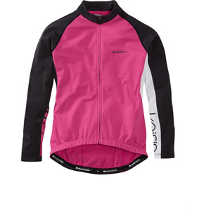 Keirin women's long sleeve thermal jersey