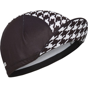 RoadRace Premio cap, houndstooth