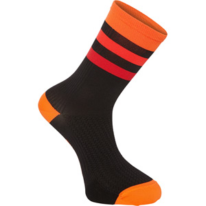 RoadRace Premio extra long sock, hoops